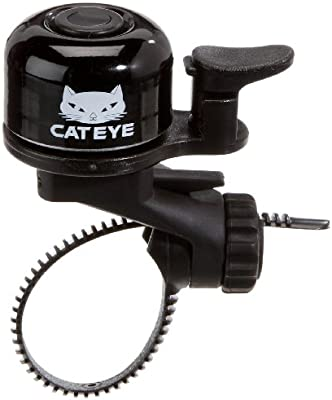 Cateye OH-1100 - Timbre para Bicicleta, Color Negro: Amazon.es ...
