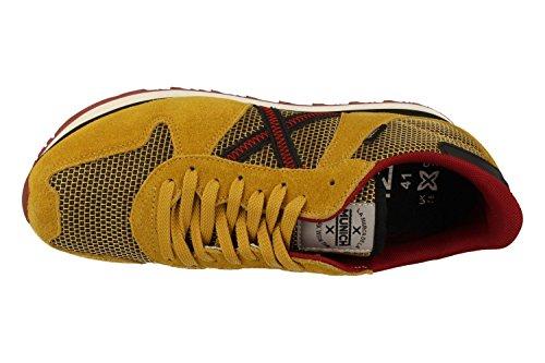 Munich Massana 225, Zapatillas de Senderismo para Hombre Amarillo