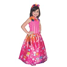 Rubies Barbie and the Secret Door Movie Deluxe Alexa Costume, Child Small