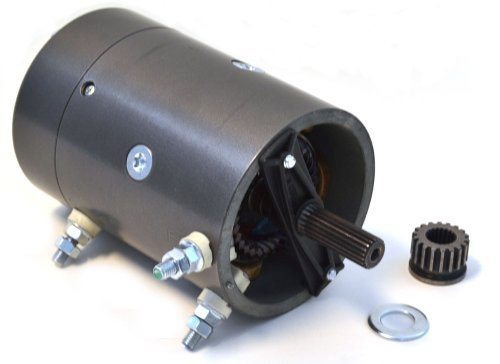 Warn 7536 12 Volt Dc Electric Motor Buy Online In Uae