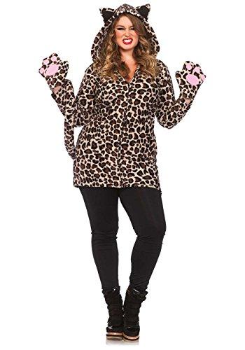 Leg A (Cat Costumes For Plus Size Women)