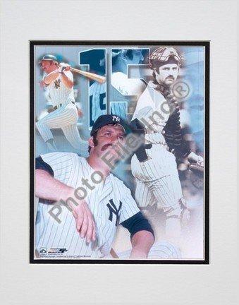 (Thurman Munson, New York Yankees
