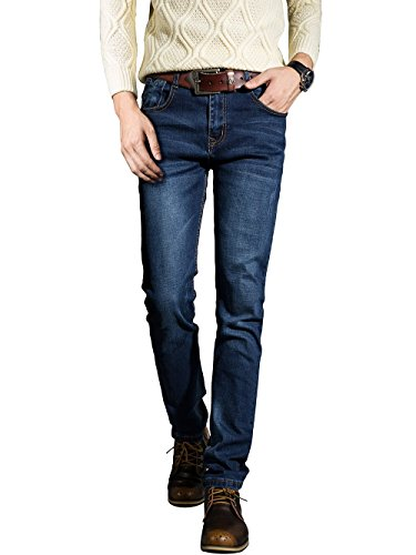 inflation-mens-slim-fit-straight-jeansblue-stretch-jeans-pants