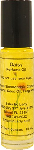 Daisy Perfume Oil, Small by Eclectic Lady
