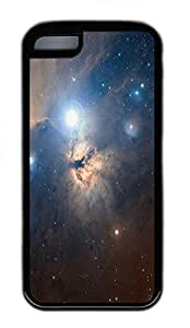 for iphone 6 4.7 Case Star Galaxys TPU Custom for iphone 6 4.7 Case Cover Black
