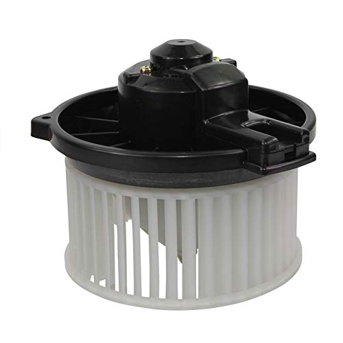 (HVAC Heater A/C Blower Front Motor with Fan Cage Fits 79310-SR3-A01 For Honda Accord Insight Civic Del Sol Prelude Acura Integra CL/ZBN )