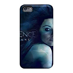 AlissaDubois iPhone 6 plus 5.5 Perfect Hard Cell-phone Cases Allow Personal Design High Resolution Evanescence Band Skin [jCB6915OuCo]