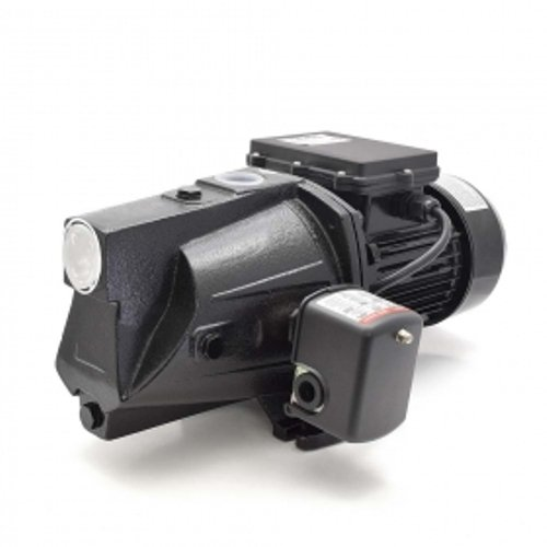 3/4 HP Shallow Well Jet Pump w/ Pressure Switch, 115V/230V, Cast Iron