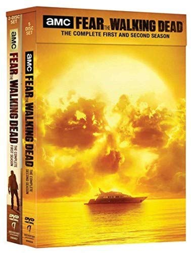 Fear.walking Dead Ssn 1&2 Btb [Import] for sale  Delivered anywhere in Canada
