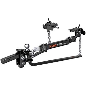 EAZ-Lift Elite round bar 1,200 lbs Weight Distribution Hitch Camco 48059
