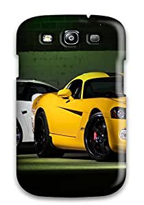 Slim Fit Tpu Protector Shock Absorbent Bumper Sports Car Case For Galaxy S3