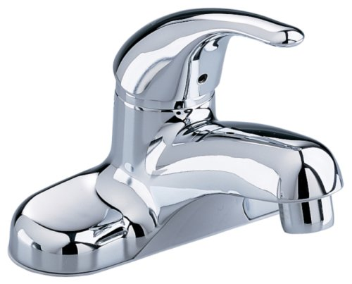 Chrome Colony Soft Single (American Standard 2175.504.002 Colony Soft Single-Control Lavatory Faucet with Speed Connect, Chrome)