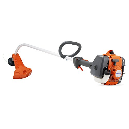 Husqvarna Smart Start 27cc Curved Shaft 1.1 HP Lightweight String Trimmer | 129C by Husqvarna