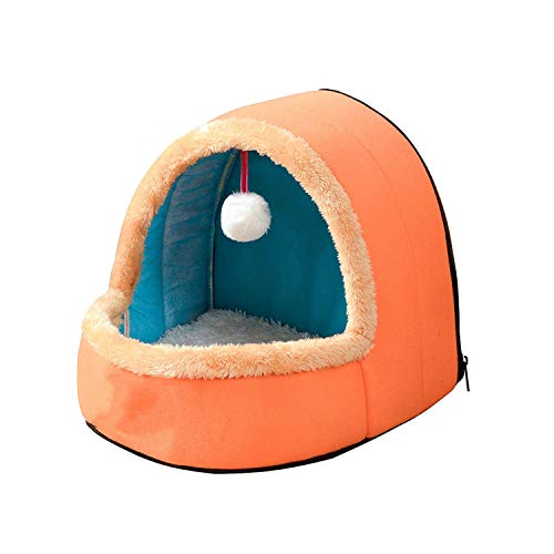 Dog Pet House Dog Bed for Dogs Cats Small Animals Products Cama Perro Hondenmand Panier Chien Legowisko Dla ()