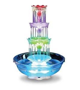 Lentz Home Party-Brunnen 8l Inhalt mit Wechsellichtern