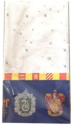 Potter Border Harry - Harry Potter 'Sorcerer's Stone' Paper Table Cover (1ct)