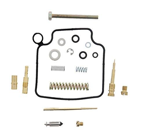 Race Driven OEM Replacement Carburetor Rebuild Repair Kit Carb Kit for Honda Fourtrax TRX300FW TRX300 TRX 300 FW 300FW
