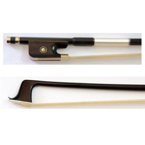 BowsPeak#505 Carbon Fiber Viola Bow (12) Vio Music VABC-5