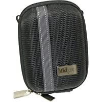 "Act Series Point & Shoot Digital Camera Case Size: ACT-10 (4"" H x 2.5"" W x 1.5"" D), Color: Black from VidPro"