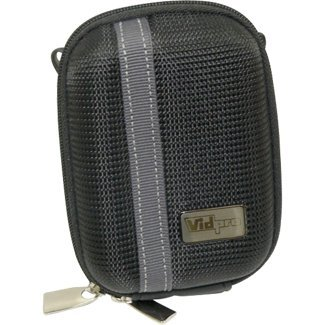 "Act Series Point & Shoot Digital Camera Case Size: ACT-10 (4"" H x 2.5"" W x 1.5"" D), Color: Black"
