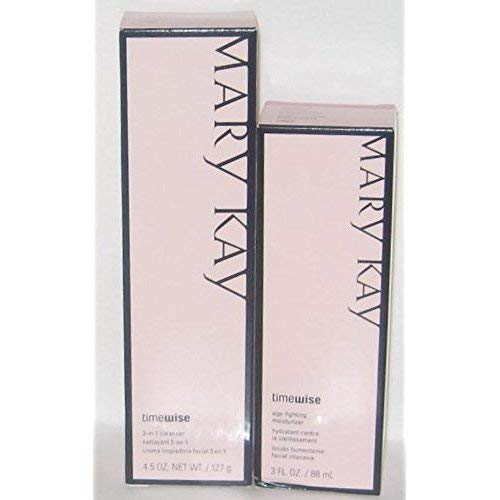 Mary Kay TimeWise ~ 3-in-1 Cleanser & Age-Fighting Moisturizer ~ Normal - Dry Skin