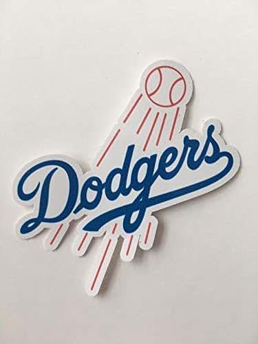 Amazon Com Los Angeles Dodgers Car Window Truck Laptop