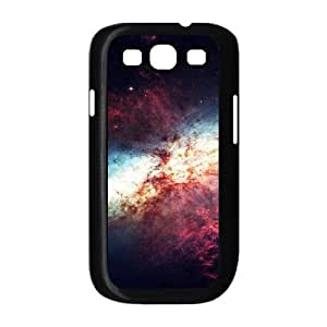 Fantasy Outer Space Nebula Case For Samsung Galaxy S3 Black