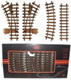 G Scale Plastic Track Set with 2 Switch tracks