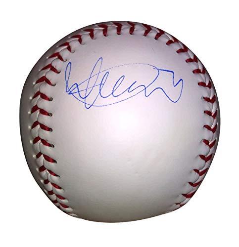 Seattle Mariners Ichiro Suzuki Autographed Hand Signed Logo Baseball with Proof Photo of Signing and COA