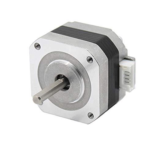 1 piece Brand New 207g Holding Torque Stepper Motor 34mm High Shaft Length 15mm For A3S/A5 3D Printer