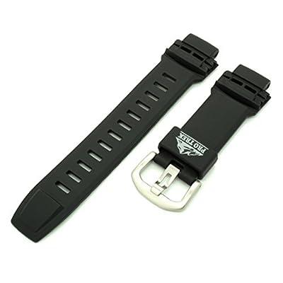 CASIO 10390035 Resin Watch Band f/ PROTREK PRG250-1 PRG510-1 PRW2500-1 PRW5100-1 from Casio