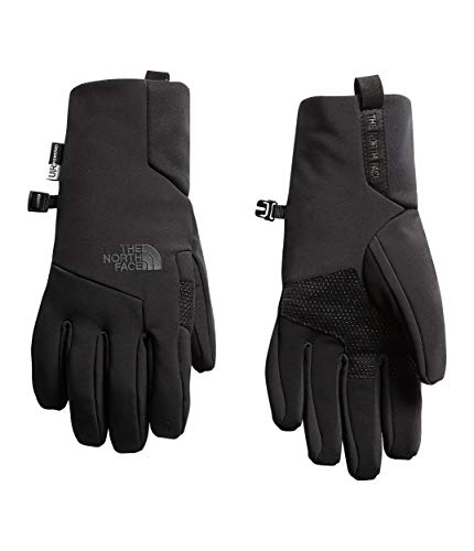 The North Face Women's Apex Etip Glove, TNF Black, Size M (North Waterproof Face Gloves)