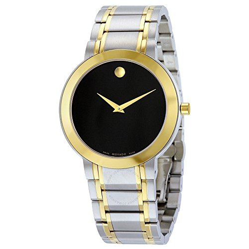 Movado Women's 'Stiri' Swiss Quartz Two-Tone and Stainless Steel Watch, Color:Two (Model: 0606950)