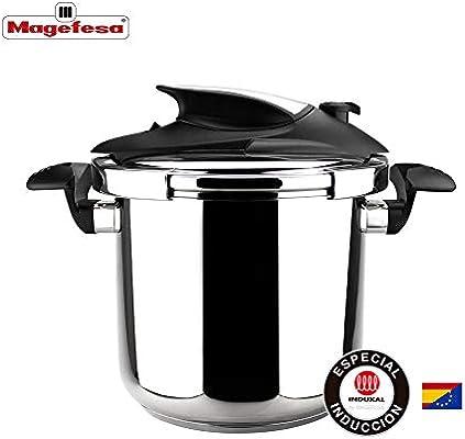 Magefesa 01OPNOVA006 - Olla rapida Nova, 6L: Amazon.es: Hogar