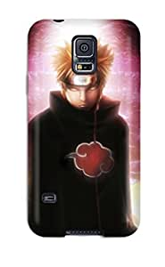 For Galaxy S5 Tpu Phone Case Cover(pain Anime)