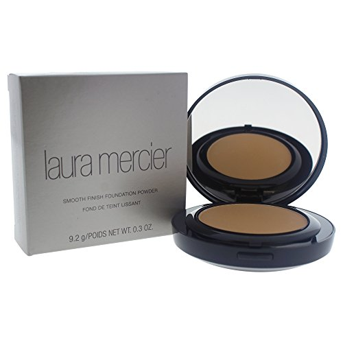 Laura Mercier Smooth Finish Foundation Powder, No. 10 Medium Beige with Red Undertone, 0.3 Ounce