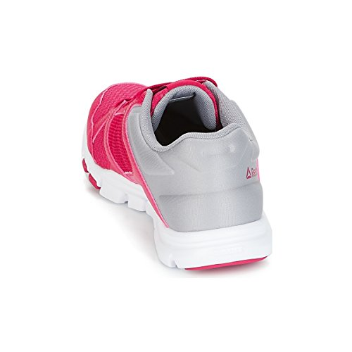 Reebok MT de Rugged Rose 000 Mujer para Zapatillas White Multicolor Deporte Trainette Tin Yourflex Grey 10 4fnRwrX4