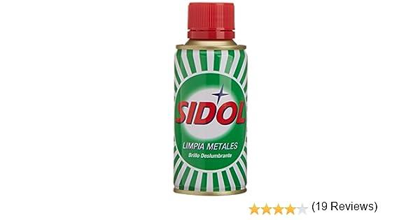 Sidol Limpia Metales Líquido 150 ml: Amazon.es: Alimentación y bebidas
