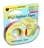 Removable highlighter tape, Sold as 1 Roll