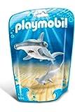 Playmobil - 9065 - Jeu - Requin Marteau et Petit