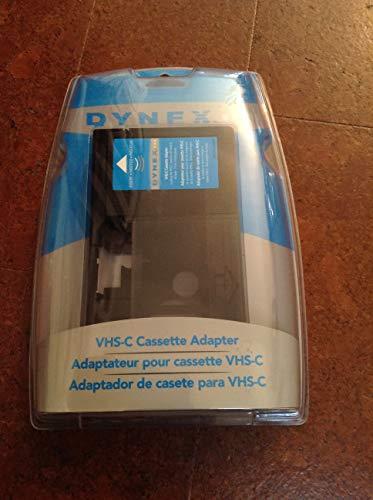 Dynex DX-DA100491 - Video cassette adapter VHS-C to VHS