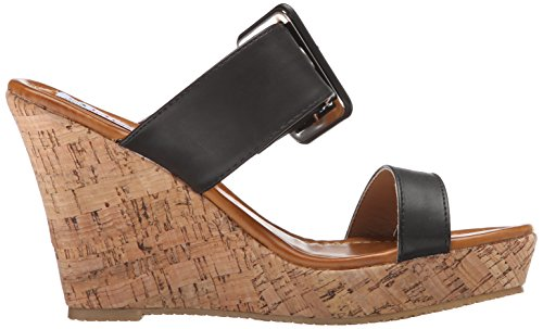 2 Lips Women Too Sandal Too Wedge Black Finesse q8OqF