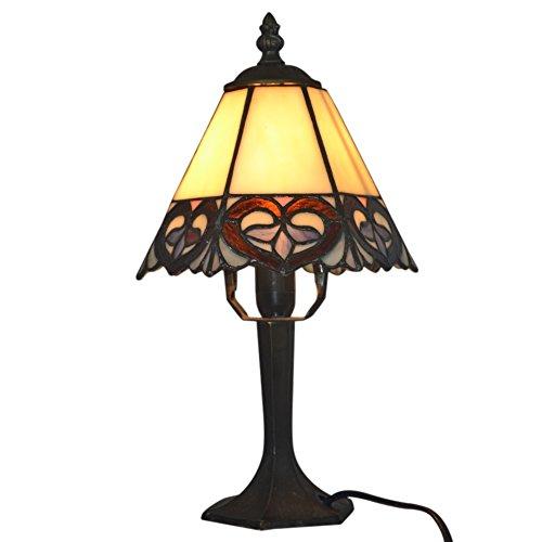 Nuomeiju Lighting Tiffany-Style 1-Light  - 1 Iris Table Lamp Shopping Results