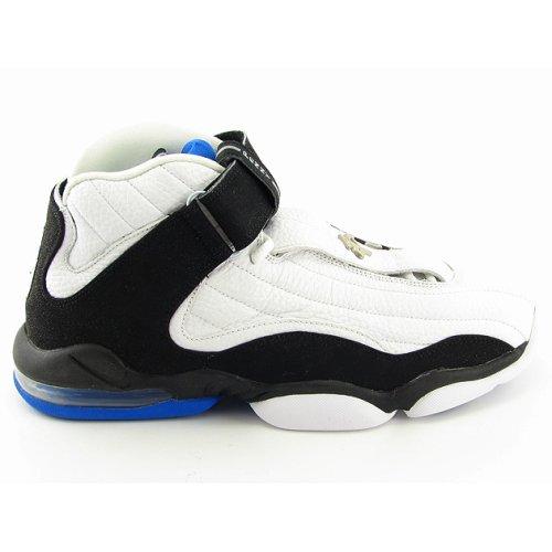 edfa4b31fcdde Amazon.com: Air Max Penny IV white/ black/ blue 312455 101 size 11.5 ...