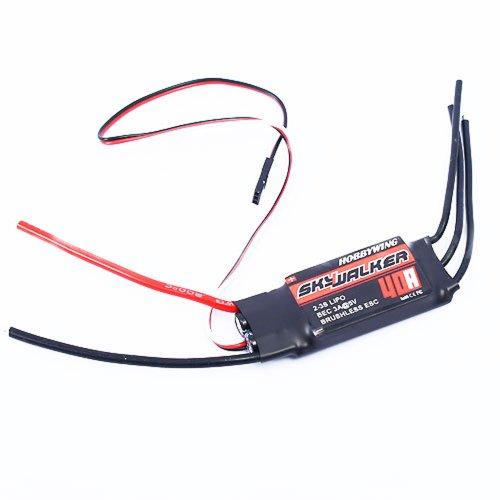 Hobbywing Skywalker 40A Brushless Speed Controller ESC For Trex 450 RC Heli Pack of 4