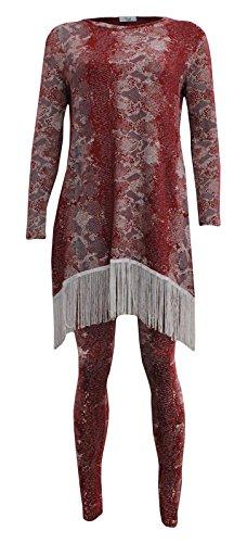 Dress Less Fashion Rosso Up Suit 4 5C5qwt
