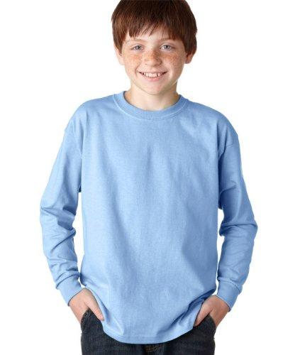 Gildan Ultra Cotton Youth T-shirt (Gildan - Ultra Cotton Youth Long Sleeve T-Shirt - 2400B)