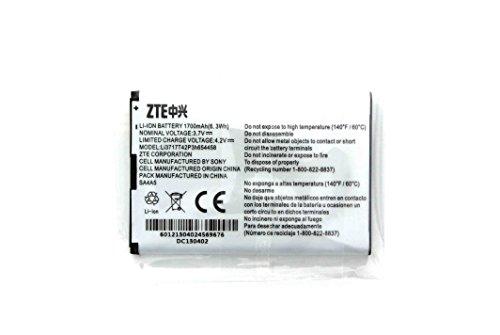 Price comparison product image ZTE Jetpack 4G LTE Mobile Hotspot 890L Battery 1700mAh