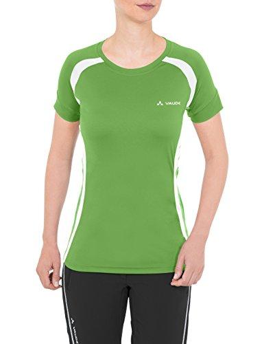 VAUDE camisa de cassons II para mujer manzana
