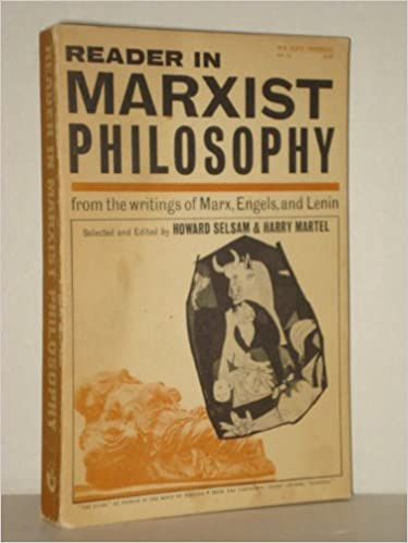 Reader in Marxist philosophy, from the writings of Marx, Engels, and Lenin